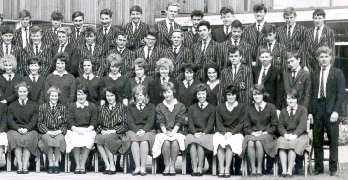 "Fred Martin Ford >> ""Welwyn Garden City High School Class of 58"""